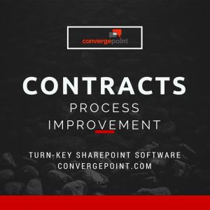 PROCESS IMPROVEMENT FOR CONTRACT MANAGEMENT