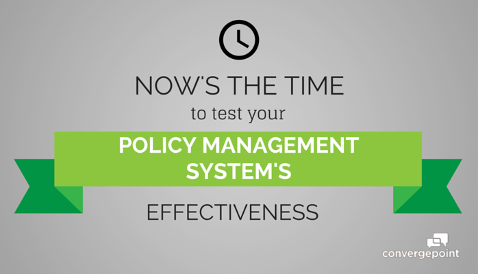 How Effective is Your Policy Management System