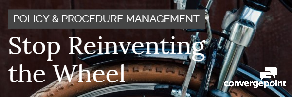 PP how to stop reinventing the wheel