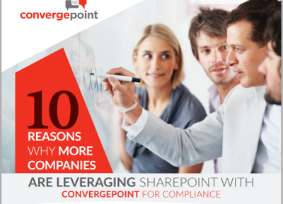 Compliance Management Systems and Microsoft SharePoint – 10 Reasons to use SharePoint to streamline your Compliance process and workflow.
