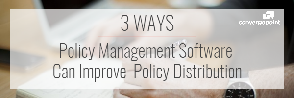 3 Ways Policy Management Software Improves Distribution