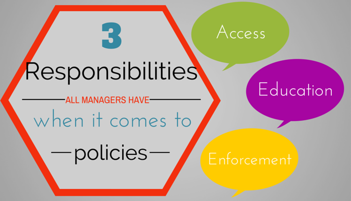 3 Responsibilities All Managers Have to Employees