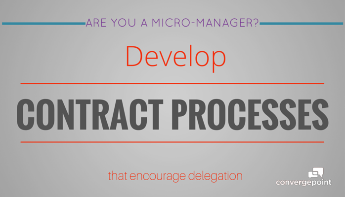 How to Delegate Contract Work