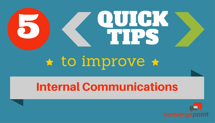 Improve Internal Communications