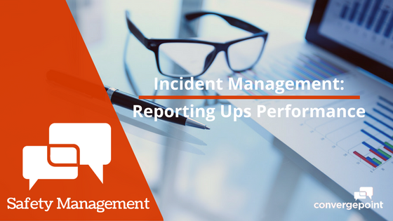 Incident Management - reporting Ups Performance
