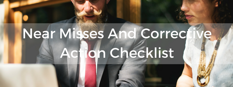 safety-management-Near-Misses-And-Corrective-Action-Checklist